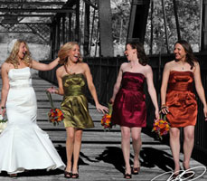 Best Bridesmaid Wedding Photo Poses and Ideas