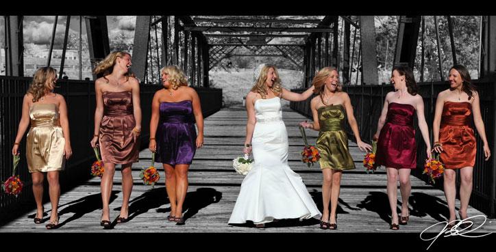 Best Bridesmaid Photo Ideas | Bridesmaids Wedding Poses