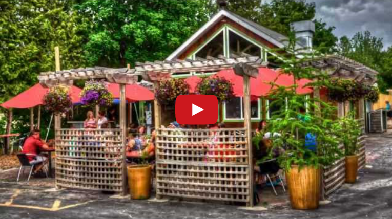 Wild Tomato Wood-Fired Pizza and Grille in Door County