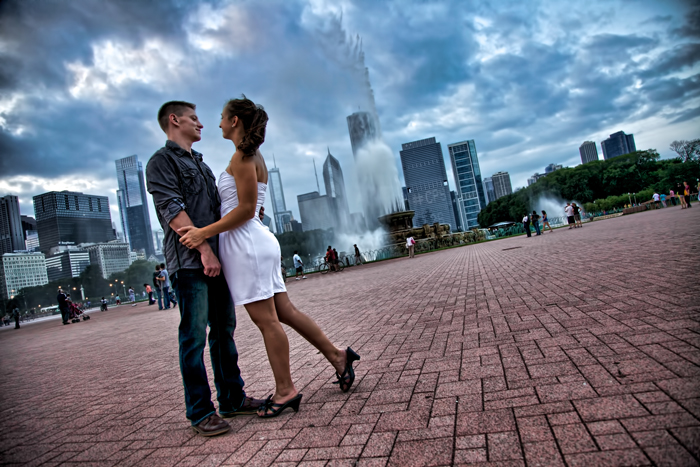 Northwest Indiana engagement photos by JoeyBLS Photography