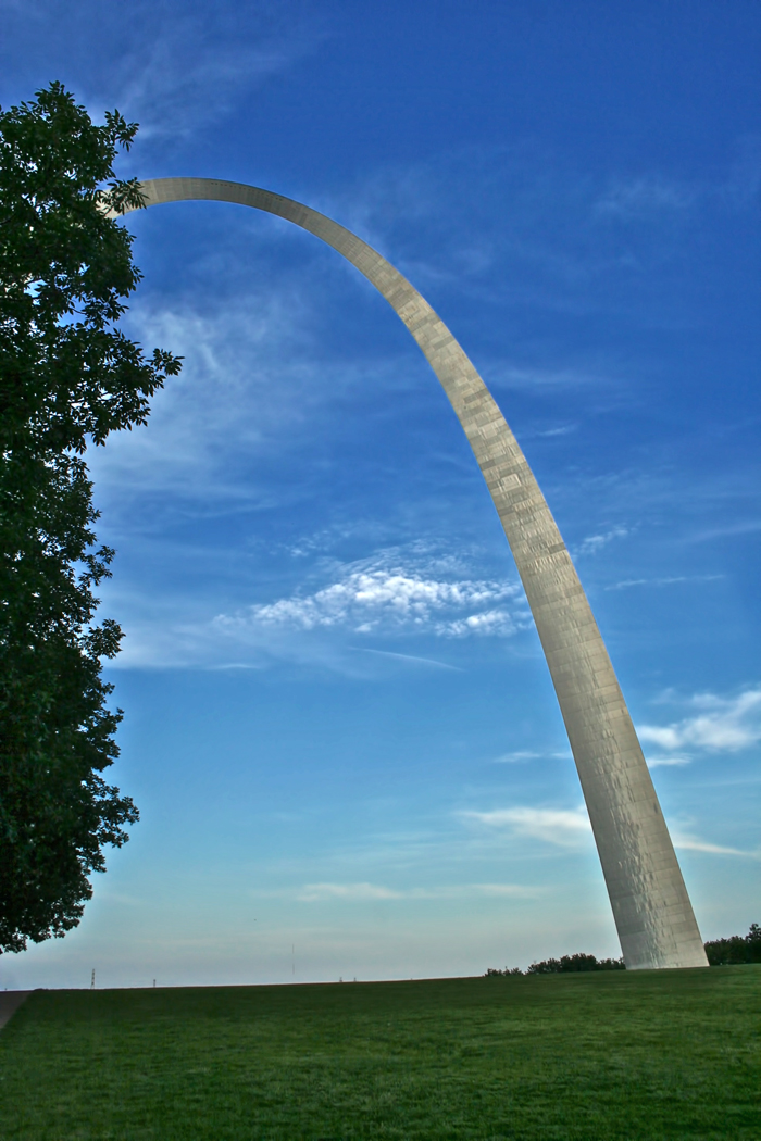 Gateway Arch – Gateway to the West in St Louis