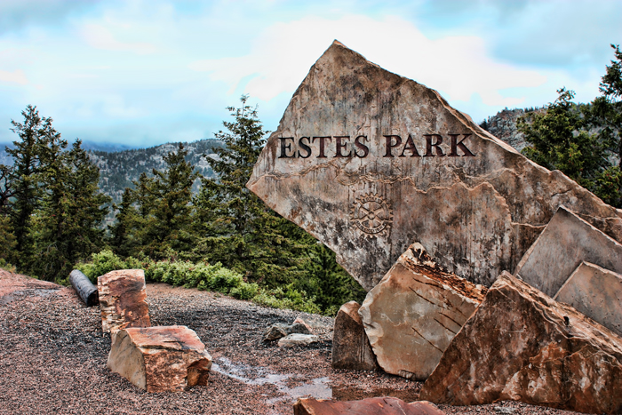 Welcome to Estes Park, Colorado