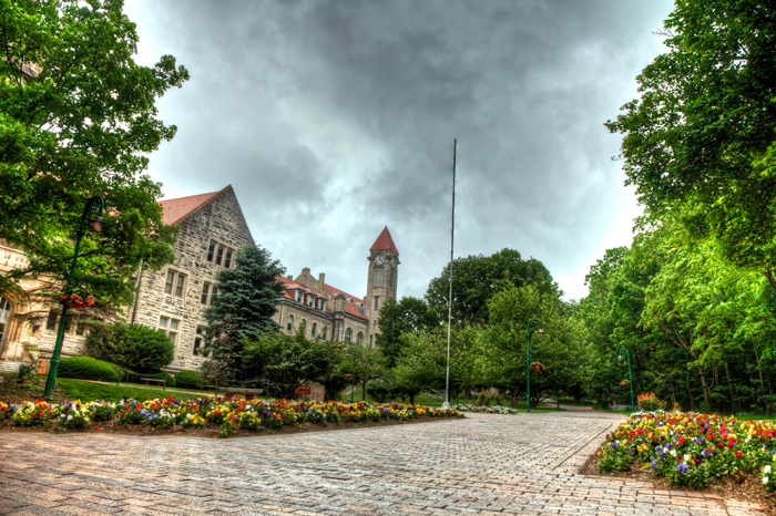 Indiana University Bloomington Campus – Old Crescent