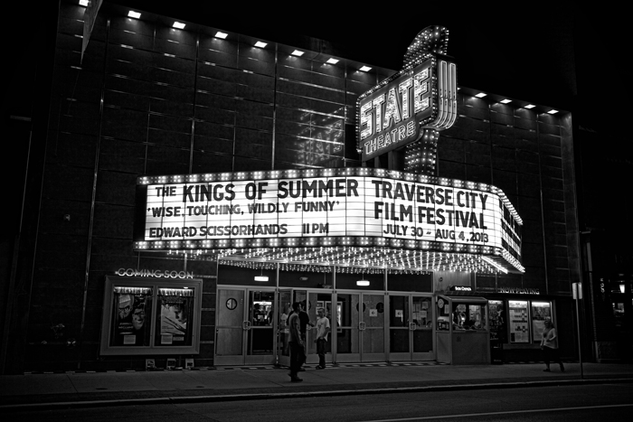 Traverse City Film Festival at the State Theater