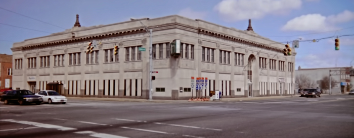First National Bank of East Chicago - Robbed by Dillinger in 1934