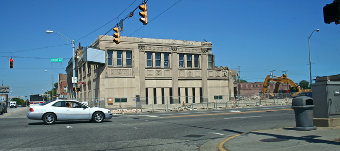 First National Bank of East Chicago