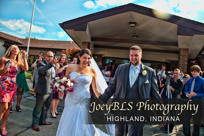 Highland Indiana Wedding Photographer