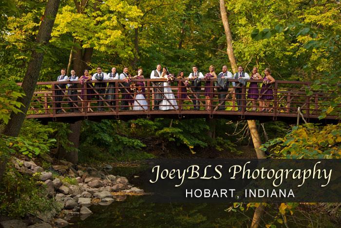 Hobart, Indiana Wedding Photos