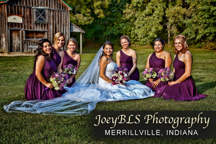 Merrillville, Indiana Wedding Photographer