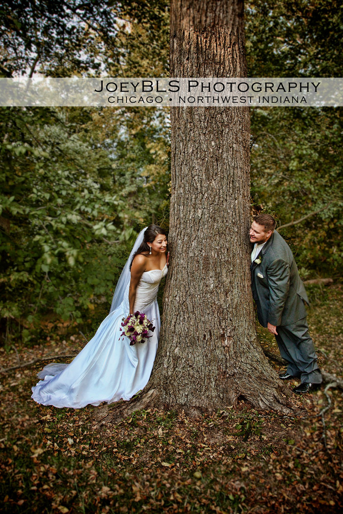 Northwest Indiana Wedding Photographer - JoeyBLS Photography