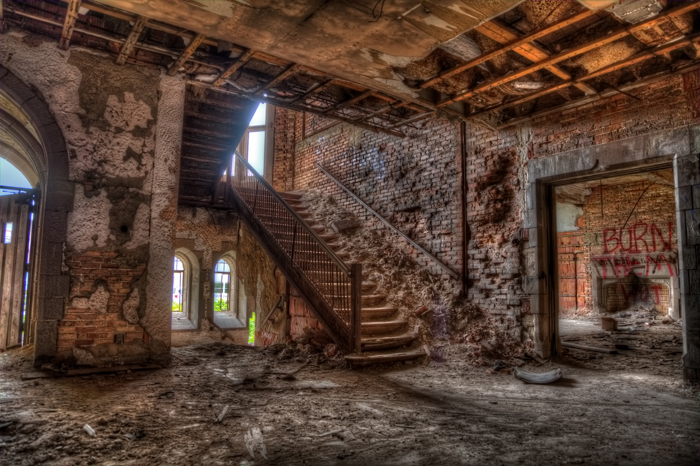 Urban Exploration in Northwest Indiana