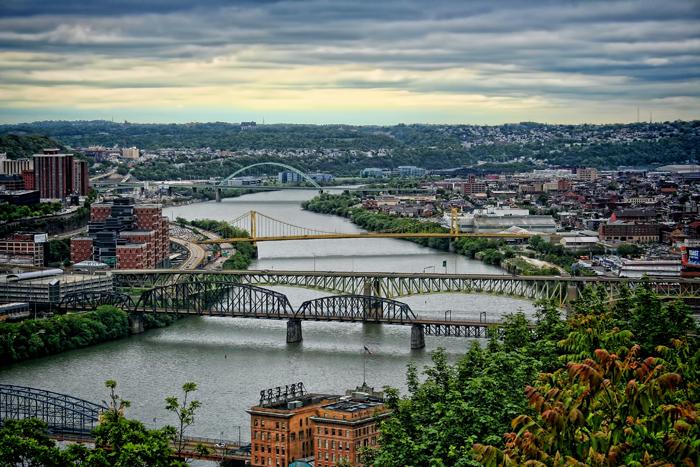 The Bridges of Pittsburgh, Pennsylvania