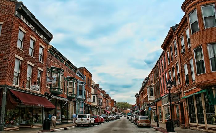 Historic Galena, Illinois
