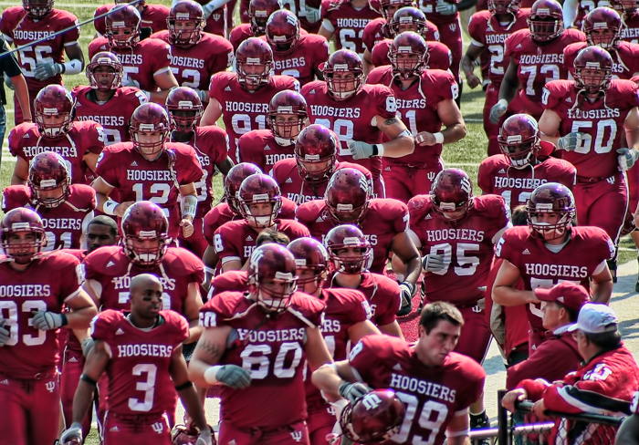 The Indiana University Hoosiers 2005 Football Team