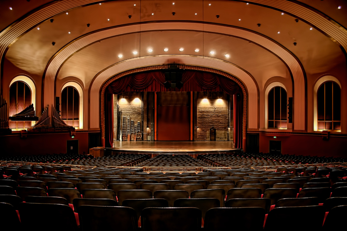 The Indiana University Auditorium