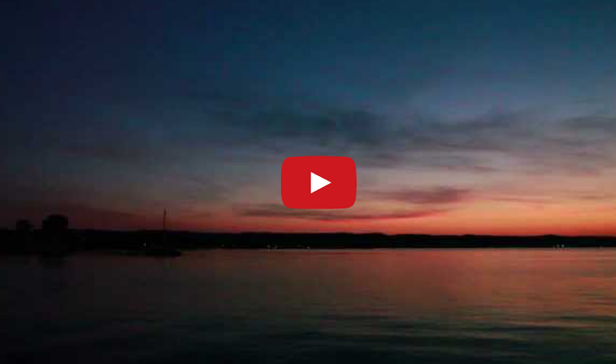 Traverse City Sunset Timelapse
