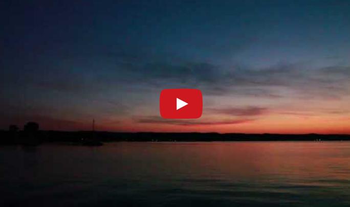 Traverse City Sunset Timelapse