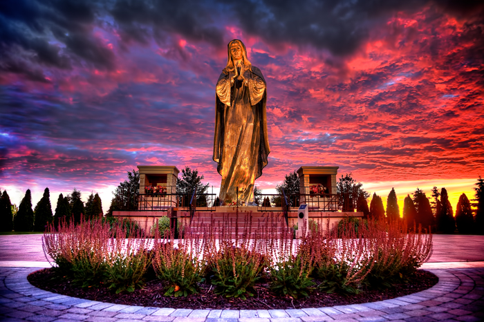 Shrine of Christ's Passion in St. John, Indiana